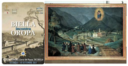 'Biella Incontra Oropa': I secoli di devozione della città di Biella verso Oropa (FOTO)