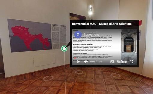 Con Edu-Lab gli studenti torinesi potranno scoprire da casa il MAO in 3D