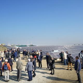 Pannelli fotovoltaici a Barricalla