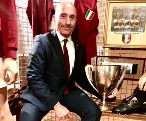 Domenico Beccaria e la Coppa Italia del 1943