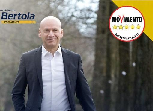 L'agenda elettorale di Giorgio Bertola per mercoledì 22 maggio