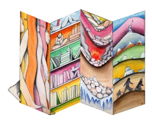 La rigenerazione urbana di Rivalta di Torino inizia con l'opera dell'urban Artist Run
