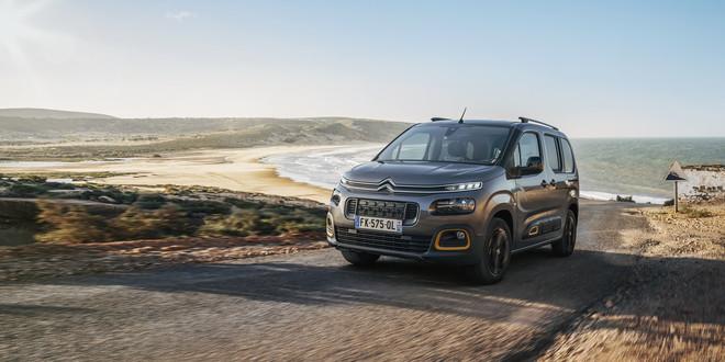 Nuova serie speciale Citroën Berlingo Rip Curl: per vivere il tempo libero con stile e comfort