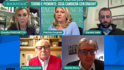 Backstage: Torino e Piemonte, era Draghi: cosa cambierà?
