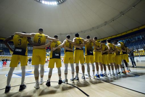 Passo falso della Reale Mutua Basket Torino: KO al Pala Gianni Asti in gara 2