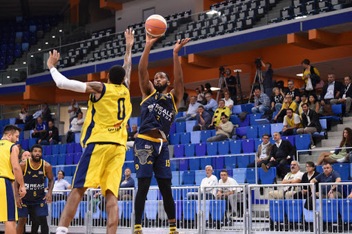 Tutto sembra giocare a favore della promozione in A1 della Reale Mutua Basket Torino