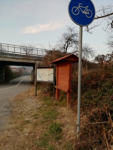 La Pietra incontra la Resistenza: a Bricherasio un nodo turistico per escursionisti