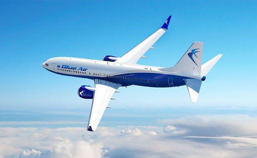 Aeroporto di Caselle, Blue Air annuncia nuove destinazioni e frequenze a partire da settembre 2020