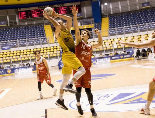 """La Reale Mutua Basket Torino in campo per gara 2. Campigotto: """"Mantova ha dimostrato di essere squadra solida ed esperta"""""""