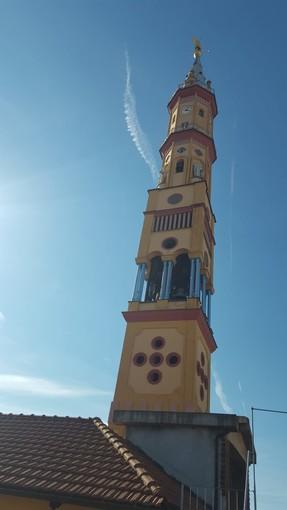 Nuovo look per Cupola e Facciate laterali della Chiesa voluta dal Beato Faa' di Bruno, simbolo del cattolicesimo sociale