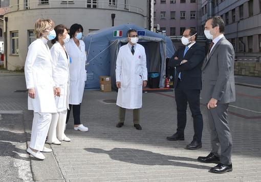 L'Unione Industriale di Torino dona 10 mila mascherine alla Fondazione Medicina a Misura di Donna e al Sant'Anna