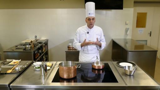 Gli studenti del Giolitti di Torino alla finale nazionale del Cooking Quiz Digital!