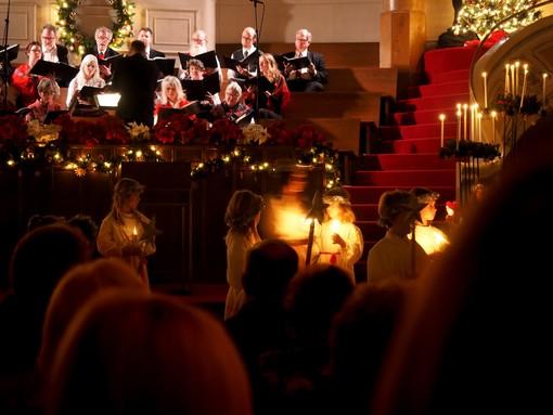Il Coro CAI Uget si prepara ad una serie di concerti natalizi