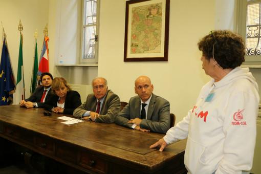 Comital e Lamalù, i lavoratori auditi in Consiglio regionale