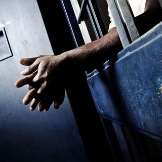 Una cella in carcere