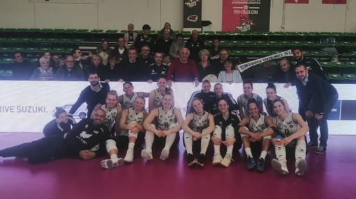 La Reale Mutua Fenera Chieri '76 conquista a Caserta il primo 0-3 della stagione