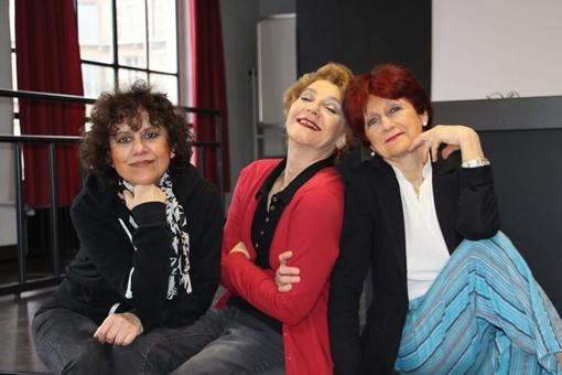 """Il mistero di """"Tre sull'altalena"""" stasera al Teatro Blu di Buriasco"""