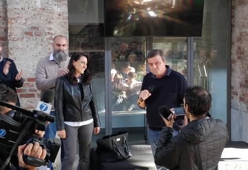 """Calenda al Sermig di Torino: """"Non ho paura di Salvini, io voglio combattere"""""""
