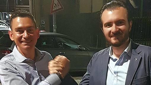 Andrea Cane confermato da Molinari alla guida degli enti locali della Lega del Piemonte