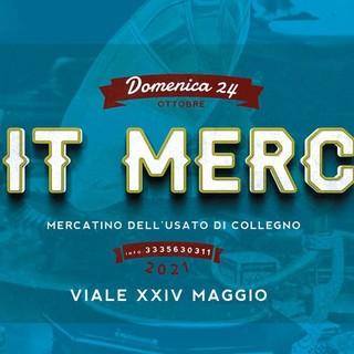 Collegno: domenica 24 ottobre torna Cit Mercà, il mercatino dell'usato