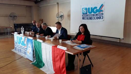 Ugl metalmeccanici Torino, Ciro Marino eletto segretario
