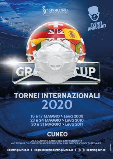 Annullata l'edizione 2020 della Granda Cup