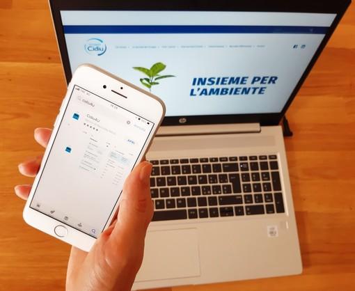 I rifiuti in un clic: da Cidiu nuovi strumenti digitali per gli utenti, compresi gli assistenti vocali