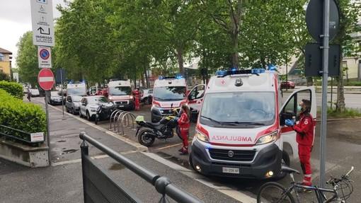 Croce Rossa e Koelliker, solidarietà in tempi di coronavirus
