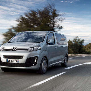 Nuovo motore Bluehdi 140 S&S per Citroën Spacetourer, Citroën Spacetourer Business e Citroën Jumpy Atlante