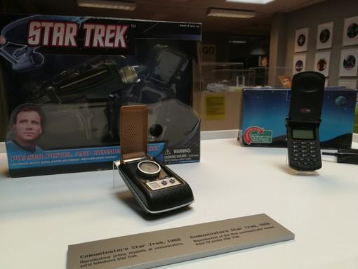Al MUFANT il comunicatore di Star Trek che guardava al futuro: dove tecnologia e fantascienza si incontrano