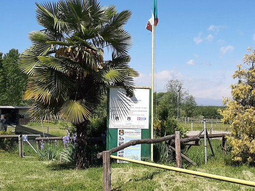 La sede di Cercenasco delle Giacche verdi