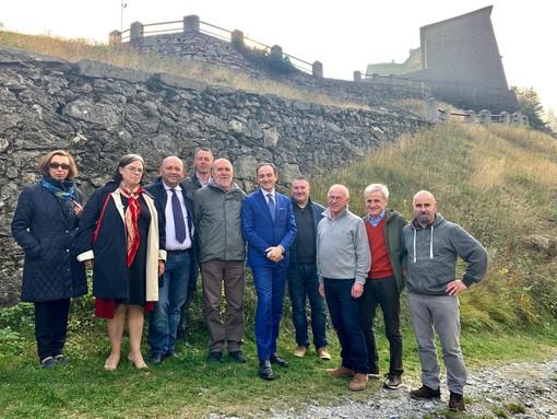 La Regione Piemonte nuova proprietaria del Forte di Exilles