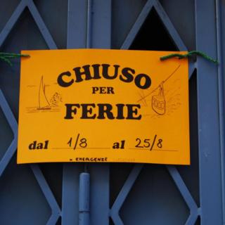 Torino d'estate: quando chiudeva la Fiat e la città si svuotava