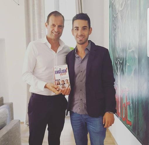 """Daniele Novara, insegnante d'inglese alla Juve: """"In spiaggia mi portavo l'Oxford Dictionary al posto del pallone"""""""