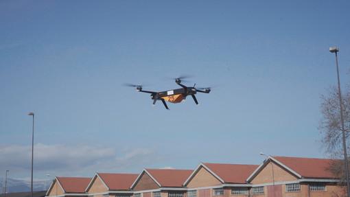 Drone per trasporto merci