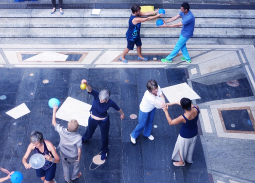 Danzaterapia e Parkinson: si torna a danzare insieme