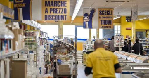 Arrestato per la seconda volta in una settimana per furto all'interno di un supermercato