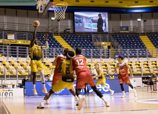 La Reale Mutua Basket Torino cade a Milano contro l'Urania