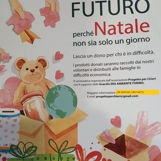 """Chieri per aiutare i più bisognosi e il commercio con """"Un presente per il futuro"""""""