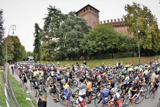 Granfondo Internazionale Torino: la cronometro aprirà la tre giorni di ciclismo degli European Master Games