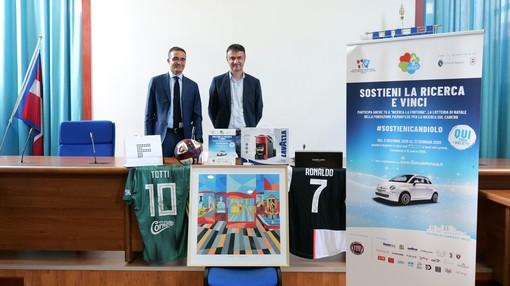 Fondazione Piemontese per la Ricerca sul Cancro: raccolti 36 mila euro con la Lotteria Ricerca la fortuna