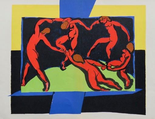 Elena Salamon, l'arte moderna riparte da Matisse: mostra fino al 27 giugno 2020