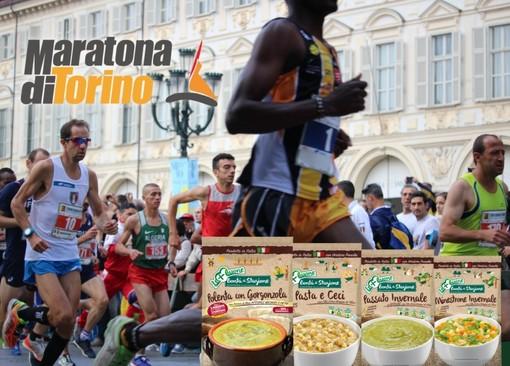Euroverde e Bontà di Stagione alla Maratona di Torino