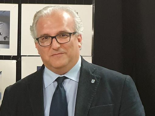 Il sindaco di Volpiano Emanuele De Zuanne