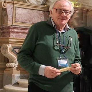 Ettore Maschio presidente onorario degli Amici per la Musica di Venaria