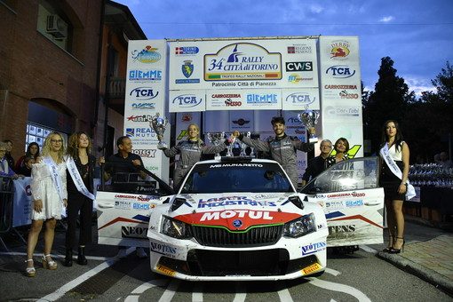 """Il """"35° Rally Città di Torino e delle Valli di Lanzo"""" pronto a ripartire"""