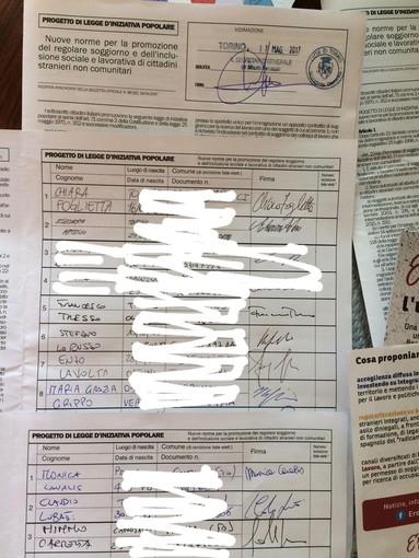 """""""Ero straniero"""", adesione anche dai consiglieri comunali di Torino alla campagna dei Radicali"""
