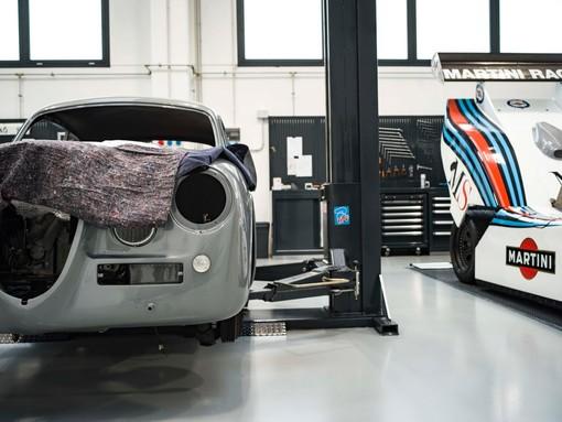 Presentata a Torino la Fondazione per l'Auto storica dedicata a Gino Macaluso (FOTO)