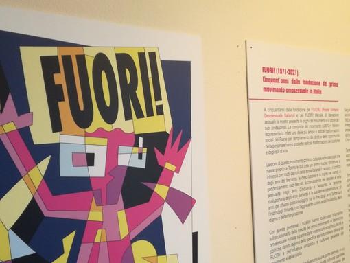 """Torino va """"Fuori!"""": una mostra al Polo del 900 per i 50 anni del primo movimento omosessuale in Italia"""