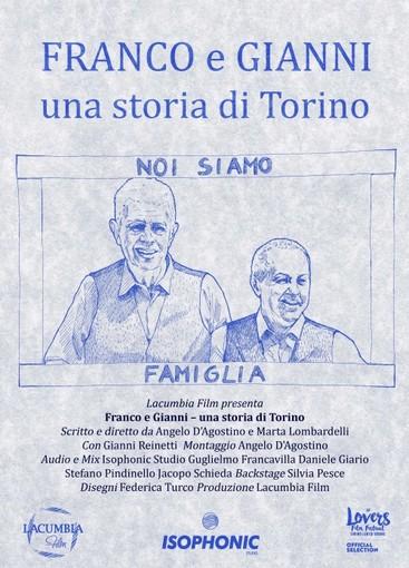 Dopo il libro anche il film: domenica 28 arriva il documentario su Franco e Gianni